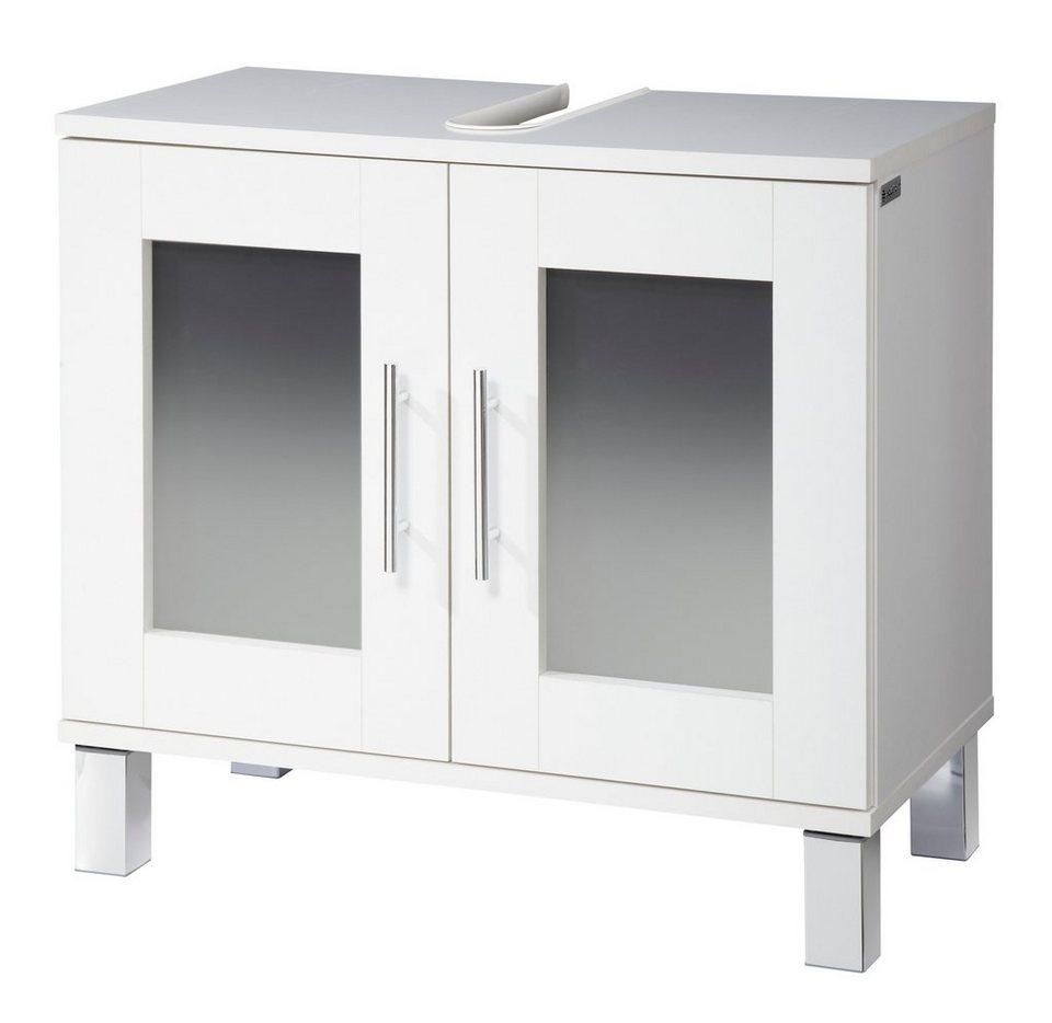 Waschbeckenunterschrank »Helsinki« 65 cm in weiß