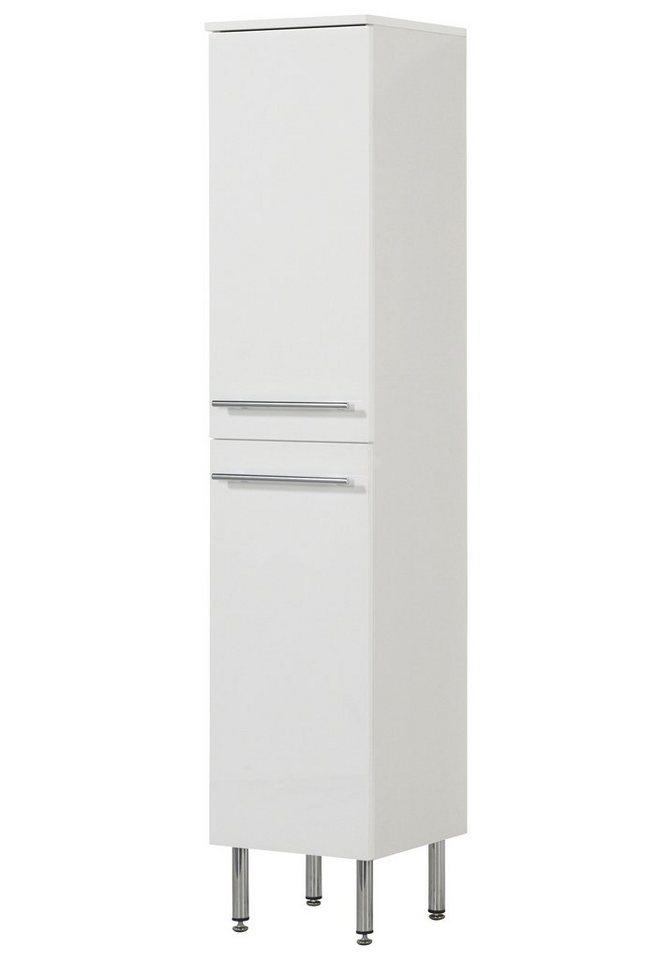 Schildmeyer Hochschrank »Topline«, Breite 32,5 cm in weiß