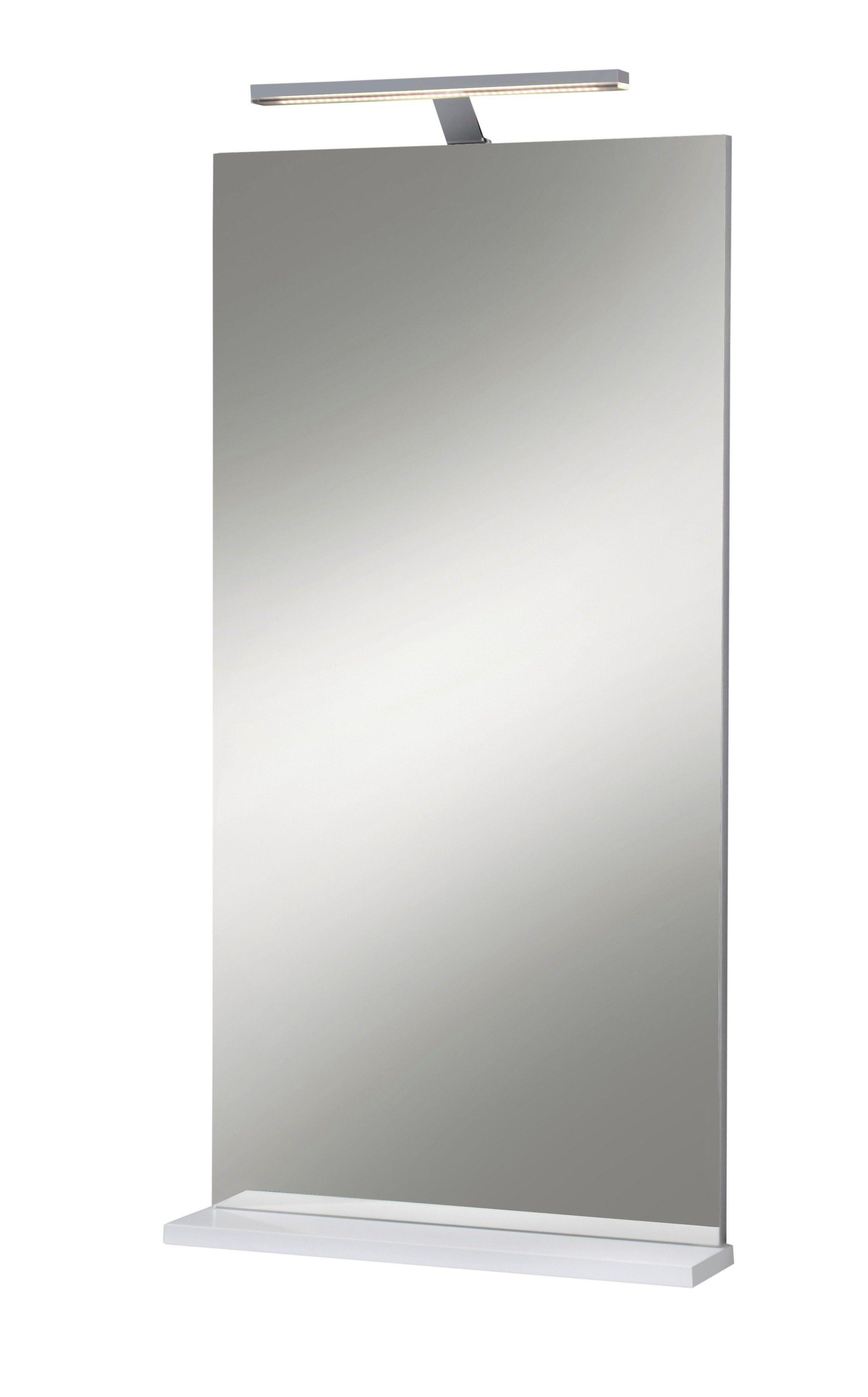 Schildmeyer Spiegel / Badspiegel »Pico« Breite 41 cm, mit Ablage