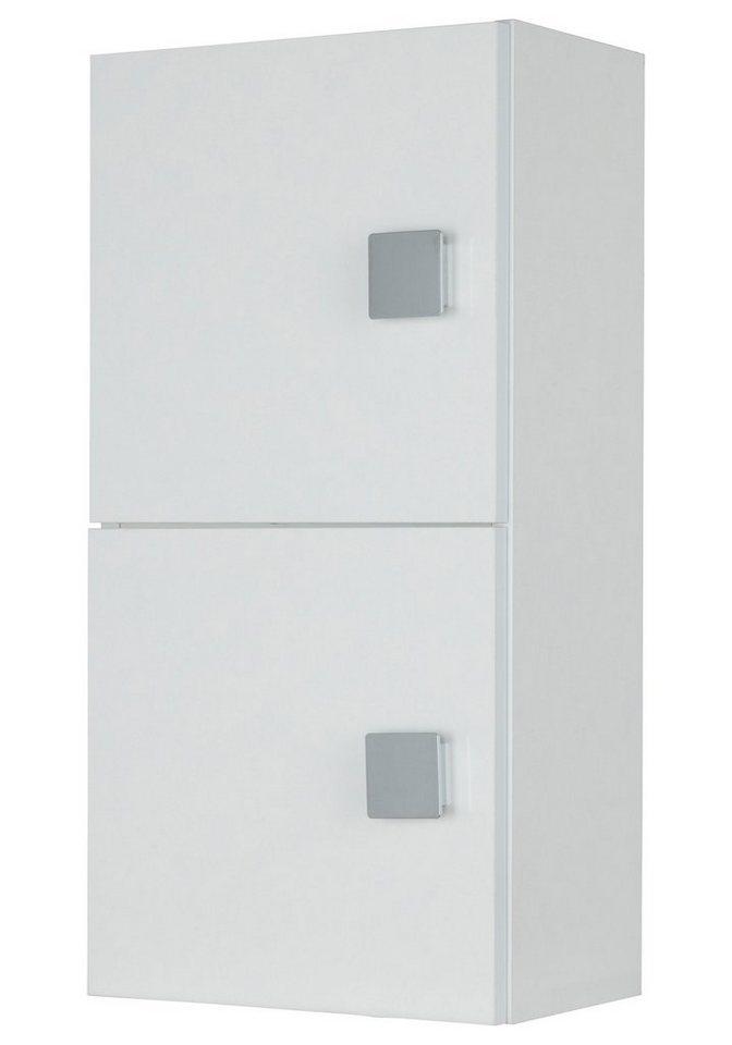 Hängeschrank »Quadra«, Breite 33 cm in weiß