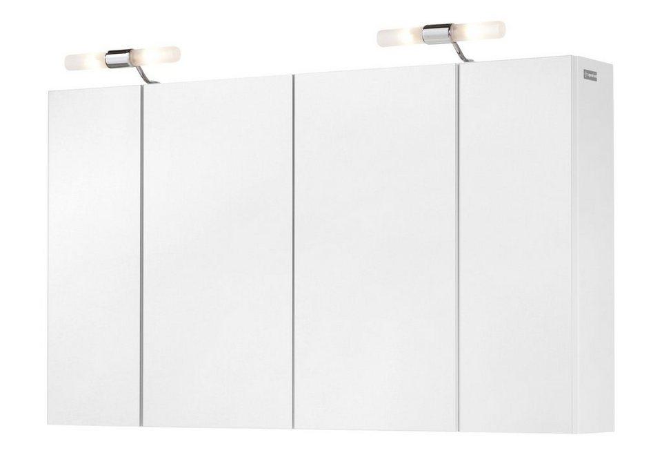 Spiegelschrank »Posen«, Breite 103 cm in weiß