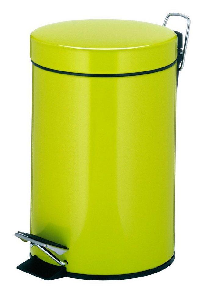 Schwingdeckel-Abfalleimer »Ano« in grün