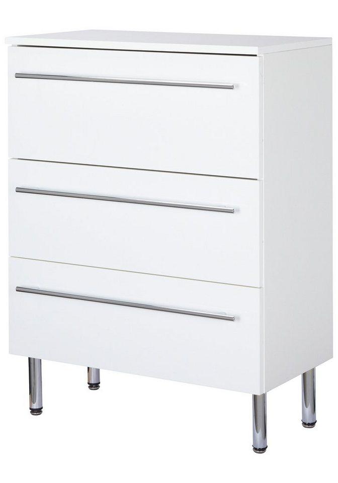 Schildmeyer Unterschrank »Topline«, Breite 65 cm in weiß