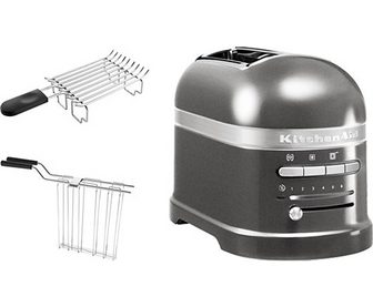 KITCHENAID Тостер »Artisan 5KMT2204EMS&laqu...