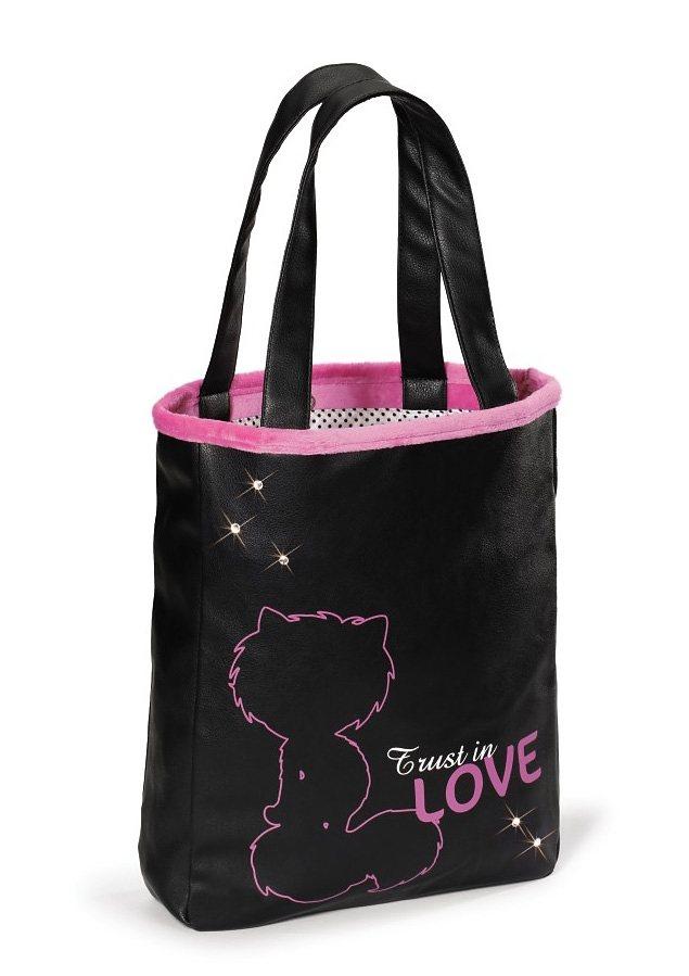 NICI Shopper Tasche, »AYUMI - LOVE«