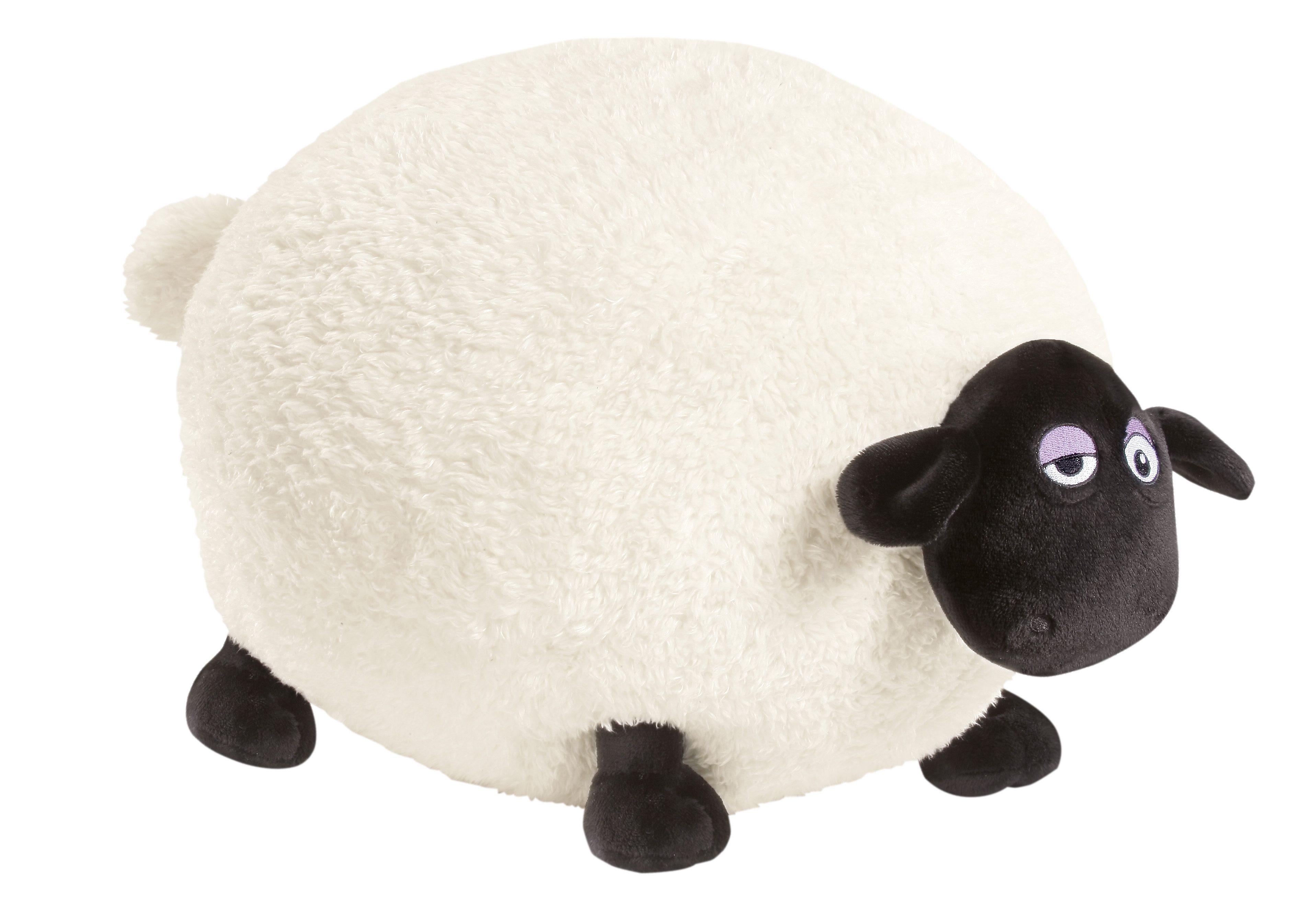 NICI Stofftier, 16 cm, »Shaun das Schaf - Shirley«