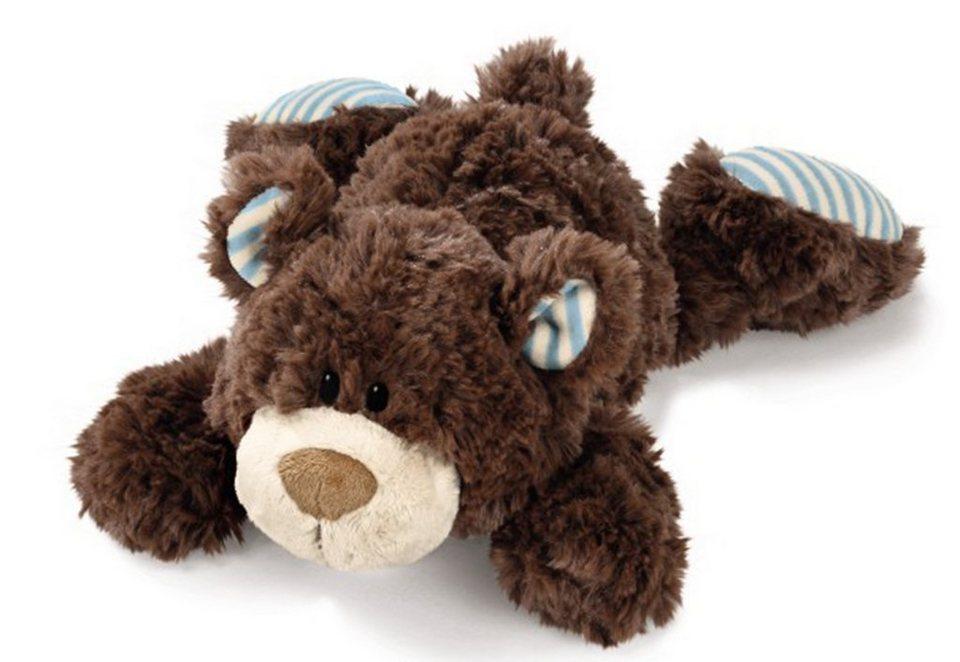 NICI Teddybär liegend, 50 cm, »Classic Bear« in braun