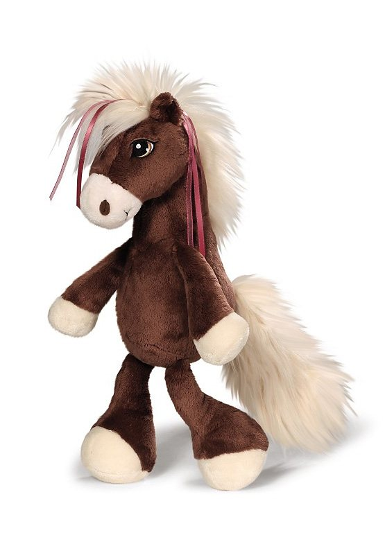 NICI Kuscheltier, 35 cm, »Soulmates Pferd«, braun in braun
