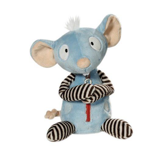 NICI Stofftier, 25 cm, »Secret Keepers - Maus Mona«