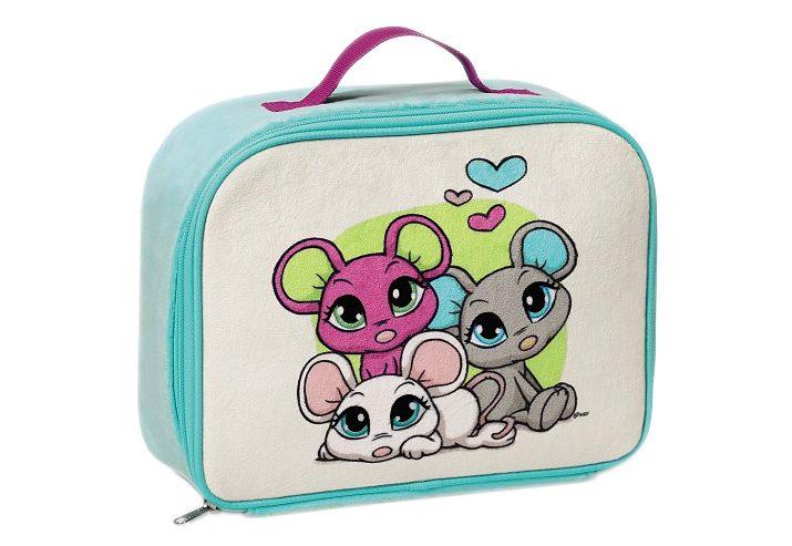 NICI Spielzeugkoffer, »Sweethearts - Mäuse«