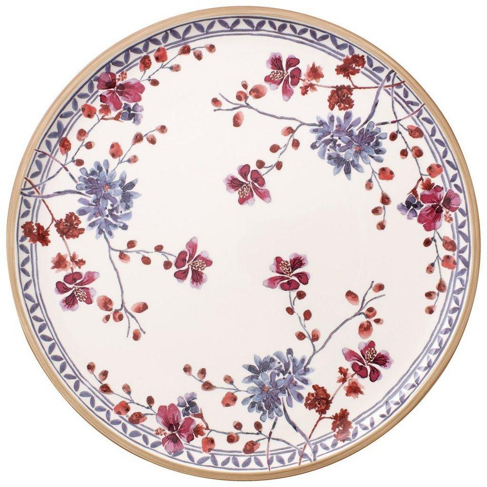 VILLEROY & BOCH Pizzateller »Artesano Provençal Lavendel« in Dekoriert