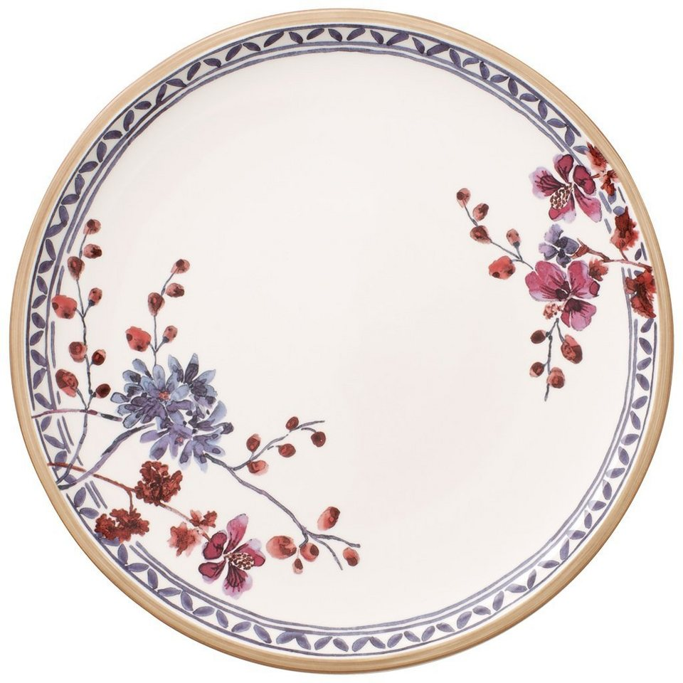 VILLEROY & BOCH Speiseteller - floral »Artesano Provençal Lavendel« in Dekoriert