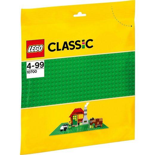 LEGO® 10700 Classics: Grüne Grundplatte