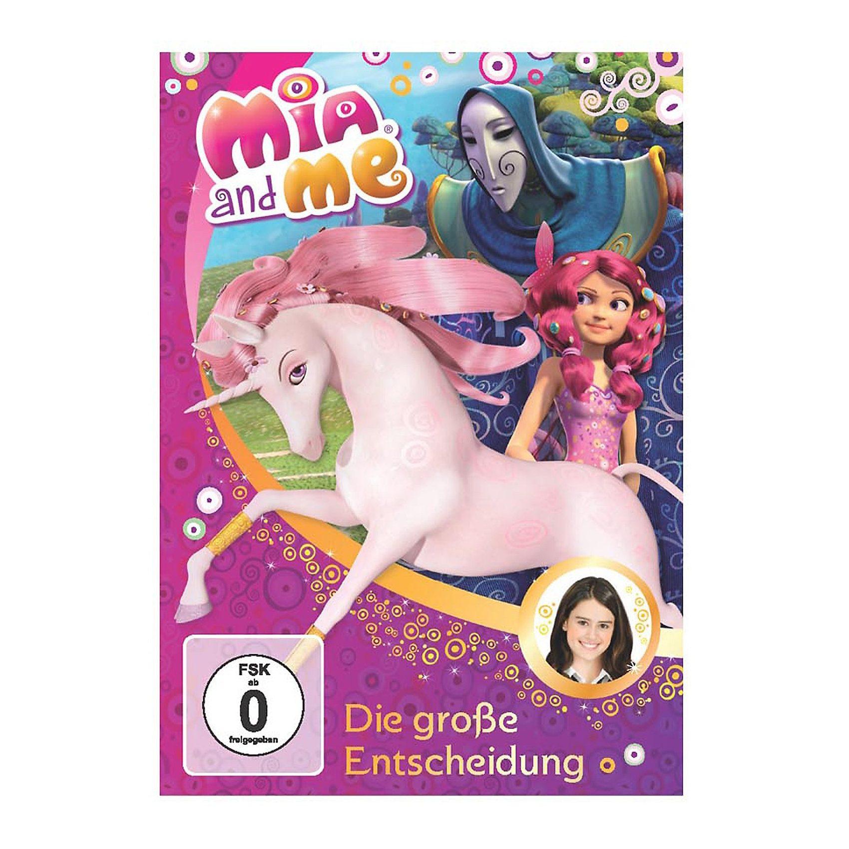 Edel Germany GmbH DVD Mia and me 13 - Die große Entscheidung