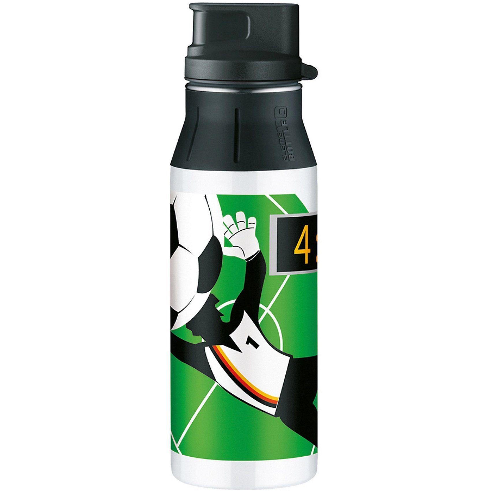 Alfi Trinkflasche elementBottle Soccer, 600 ml