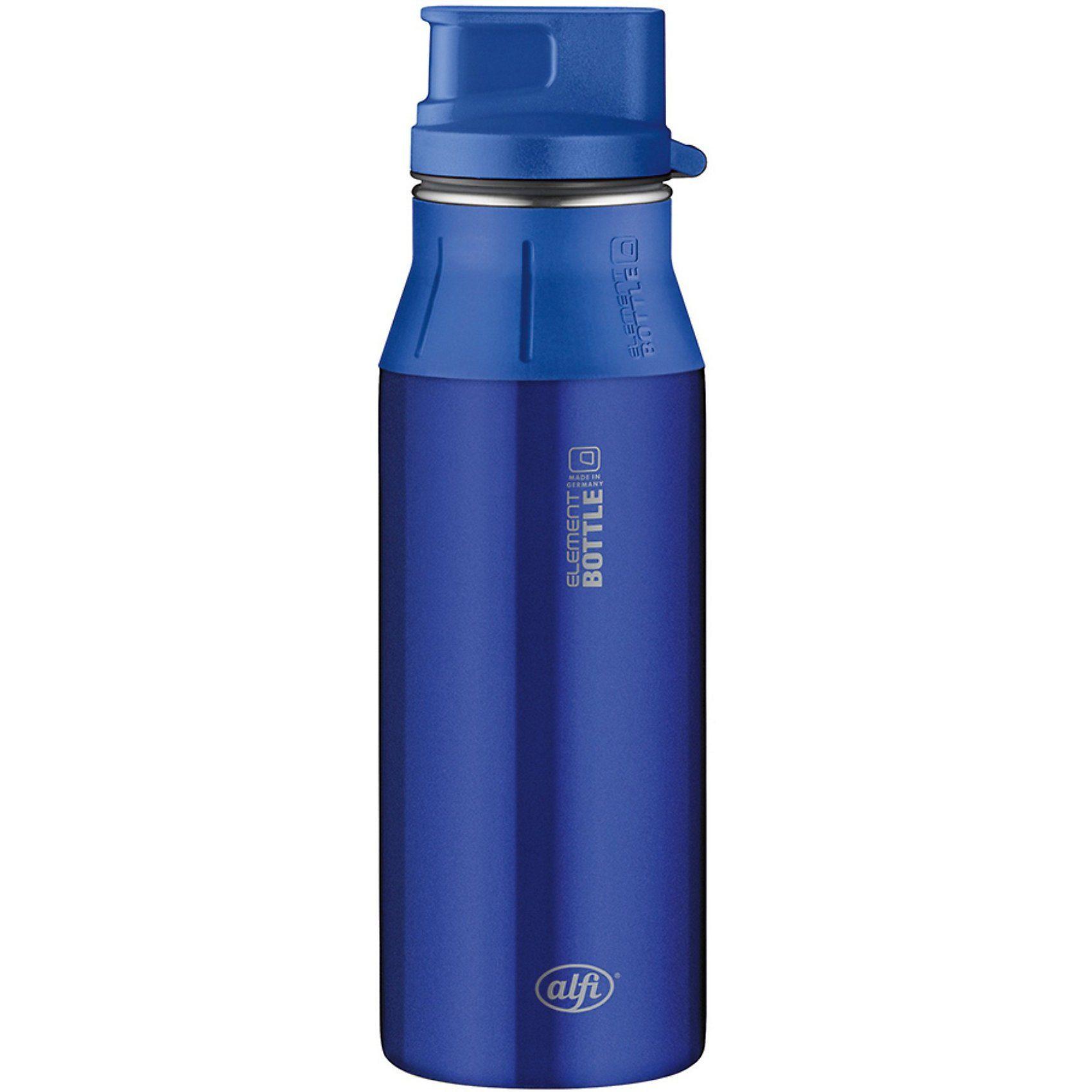 Alfi Trinkflasche elementBottle Pure blau, 600 ml