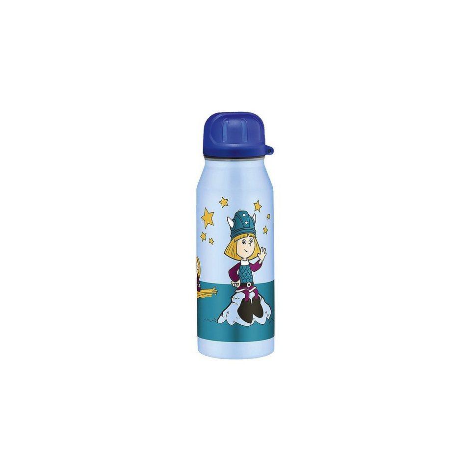 Alfi Isolier-Trinkflasche Wickie blau, 0,35 l in blau
