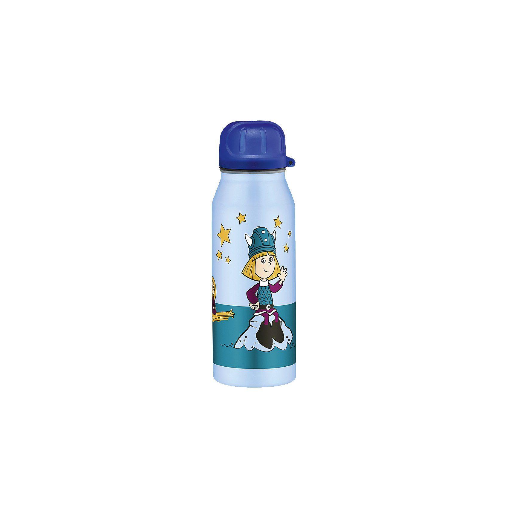 Alfi Isolier-Trinkflasche Wickie blau, 350 ml