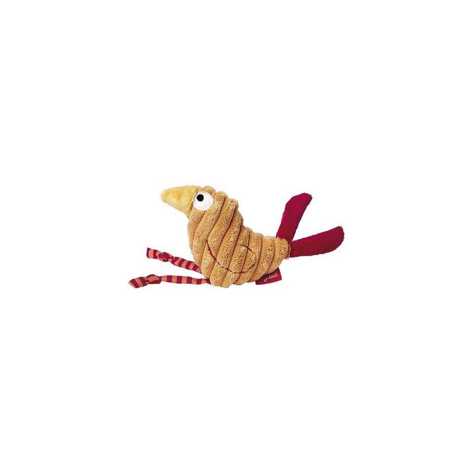 Sigikid quietsch quatsch orange greifling vogel otto