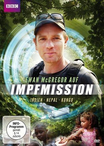 DVD »Ewan McGregor auf Impfmission«