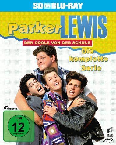 Blu-ray »Parker Lewis - Der Coole von der Schule: Die...«