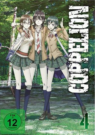 DVD »Coppelion 4«