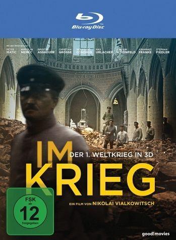 Blu-ray »Im Krieg - Der 1. Weltkrieg in 3D (Blu-ray 3D)«