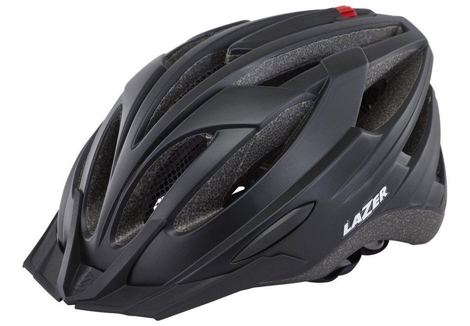 Lazer Fahrradhelm »Vandal Helm« in schwarz