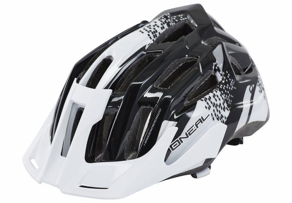 O'NEAL Fahrradhelm »Q Helmet« in weiß
