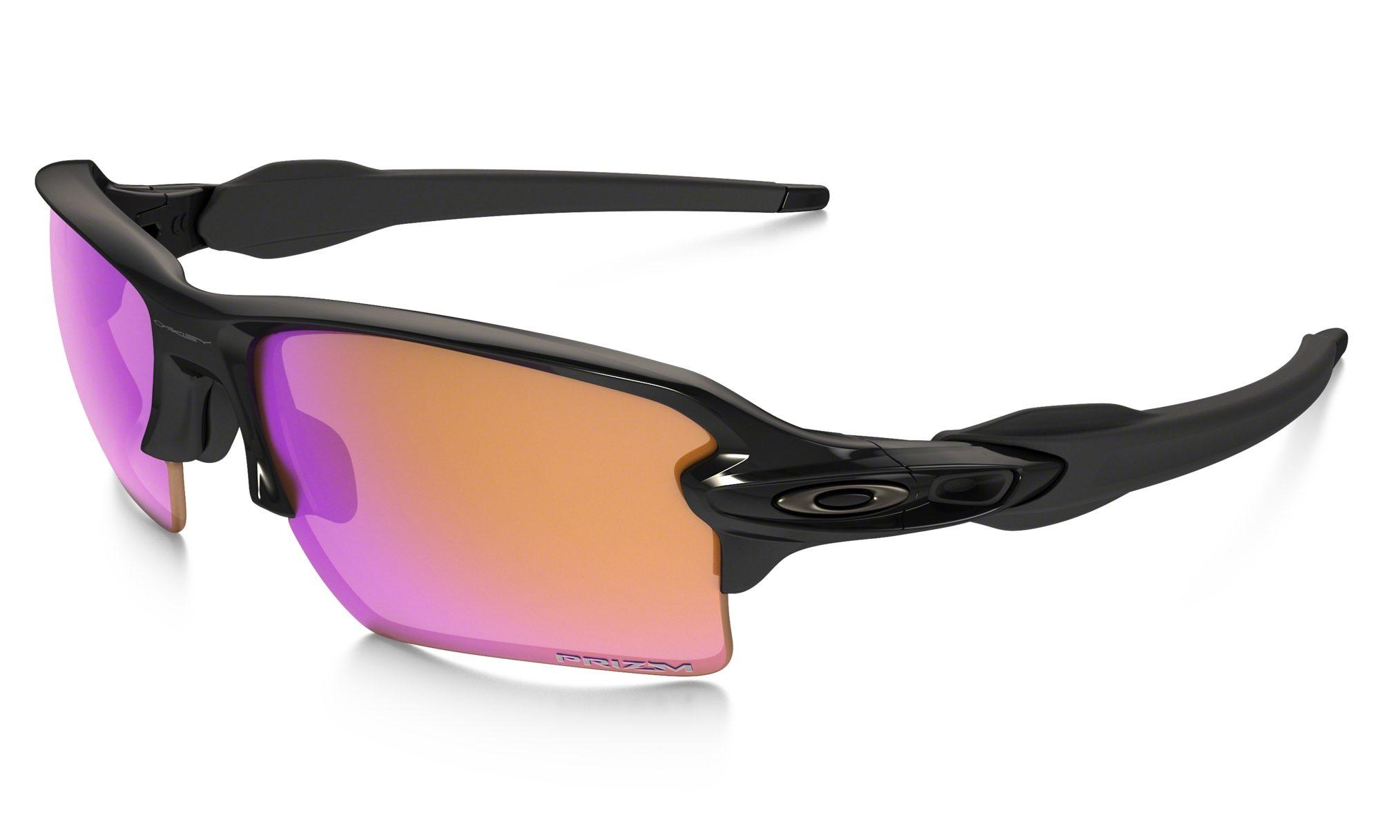 Oakley Radsportbrille »Prizm Trail Flak 2.0 XL Brille«