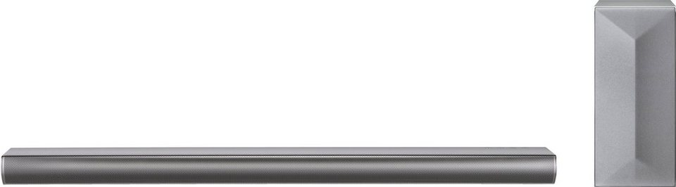 LG LAC650H Soundbar in grau