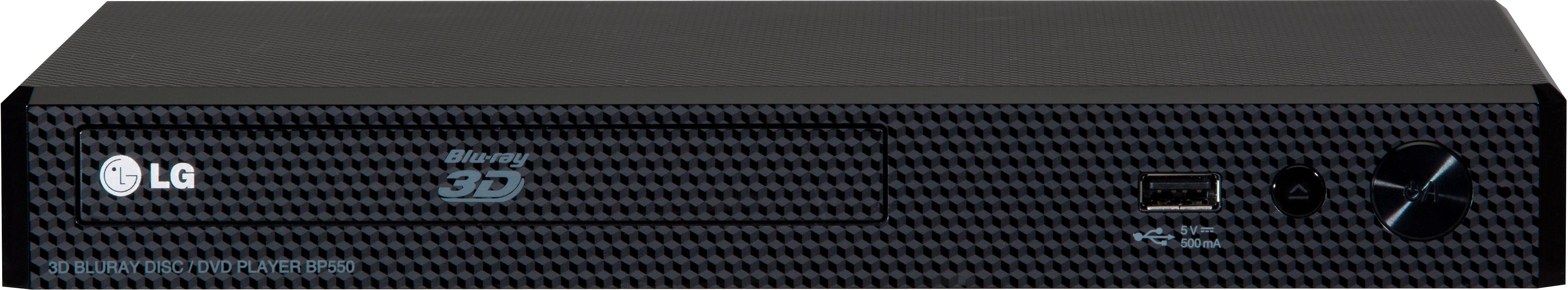 LG BP450 3D Blu-ray-Player, 3D-fähig, 1080p (Full HD)