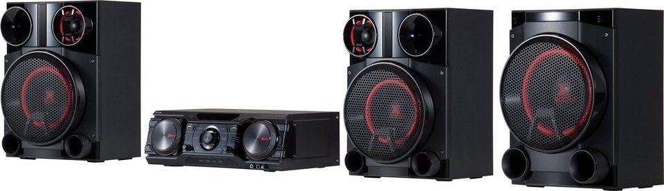 lg cm8450 stereoanlage bluetooth rds 2x usb otto. Black Bedroom Furniture Sets. Home Design Ideas