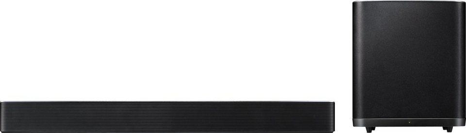 LG Music Flow LAC955M (HS9) Soundbar, Bluetooth, Multiroom, USB in schwarz
