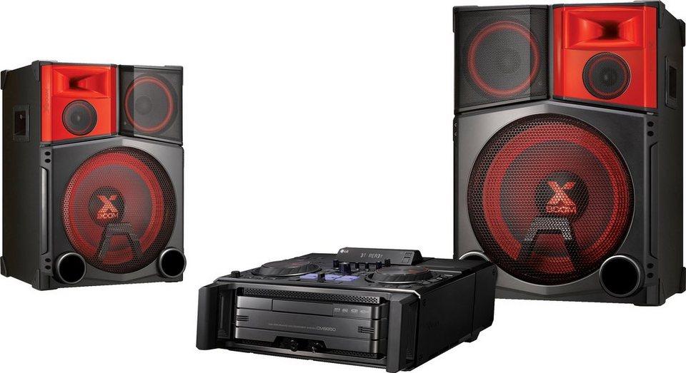 LG CM9950 Stereoanlage, Bluetooth, RDS, 2x USB | OTTO