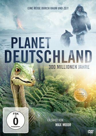 DVD »Planet Deutschland - 300 Millionen Jahre«