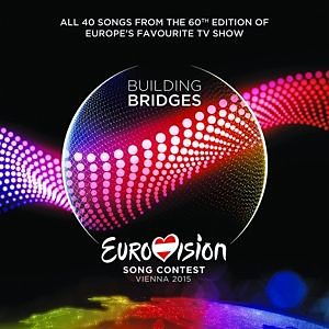 Audio CD »Various: Eurovision Song Contest Vienna 2015«