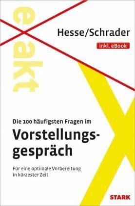 Broschiertes Buch »Hesse/Schrader: EXAKT - Die 100 häufigsten...«
