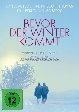 DVD »Bevor der Winter kommt«