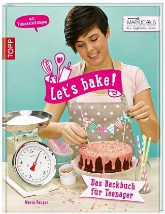 Gebundenes Buch »Let's bake!«