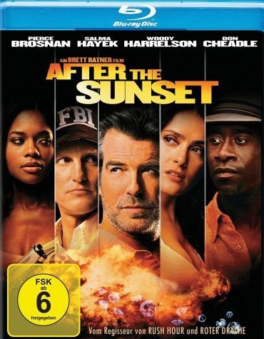 Blu-ray »After the Sunset«