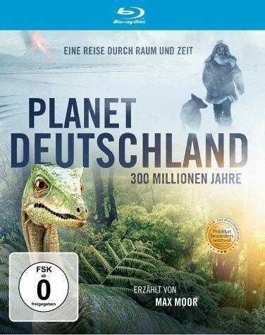 Blu-ray »Planet Deutschland - 300 Millionen Jahre«