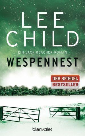 Broschiertes Buch »Wespennest / Jack Reacher Bd.15«