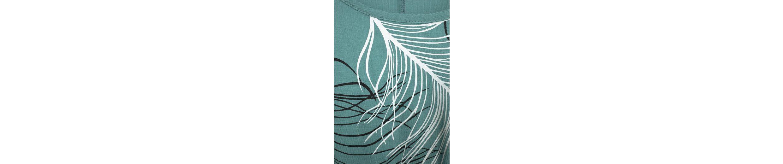 LASCANA Shirt mit Schlitzen an den Schultern Bester Preis Freies Verschiffen Erkunden Finish Günstig Online 6jXshGS0GE