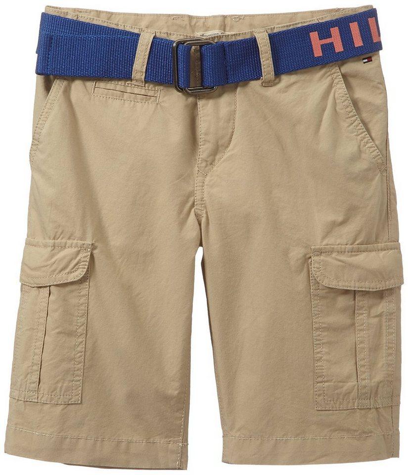 Tommy Hilfiger Shorts »PREP CARGO SHORT SP« in SAFARI