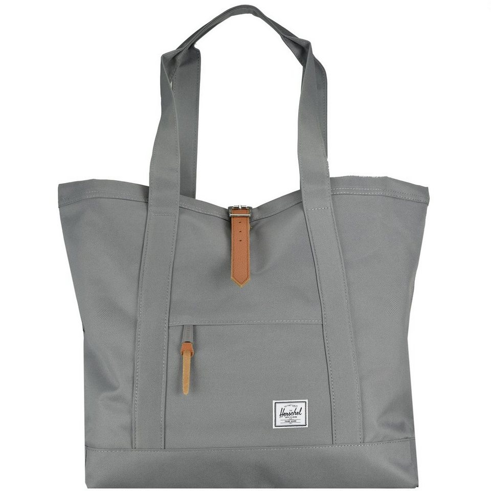 Herschel Bags Market XL Shopper Tasche 48 cm in grey