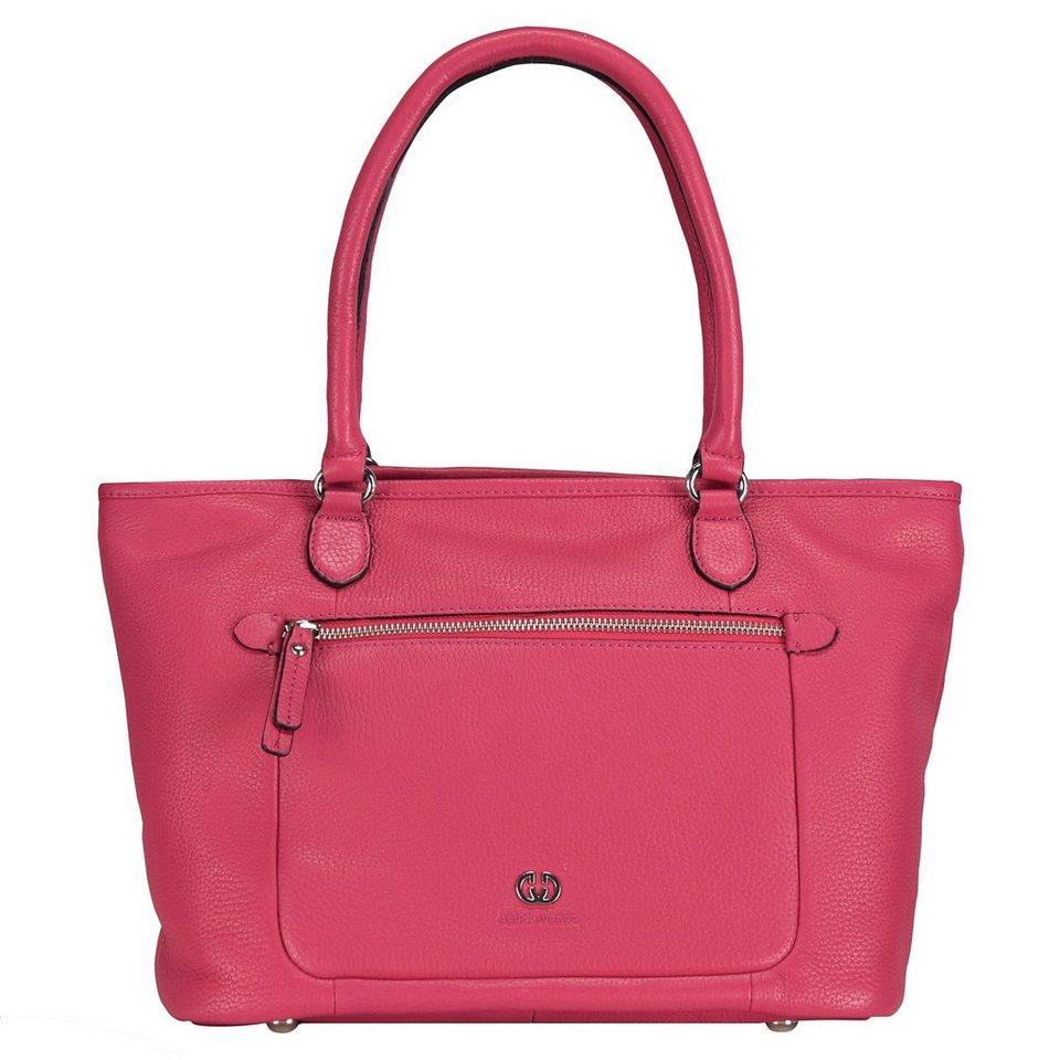 Gerry Weber Napoli Shopper Leder 30 cm in pink