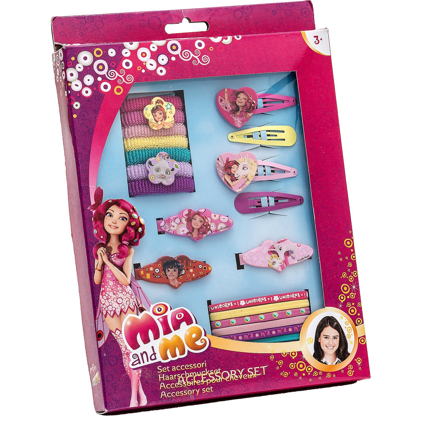 JOY TOY Accessoriesset Mia&Me, 18-tlg.