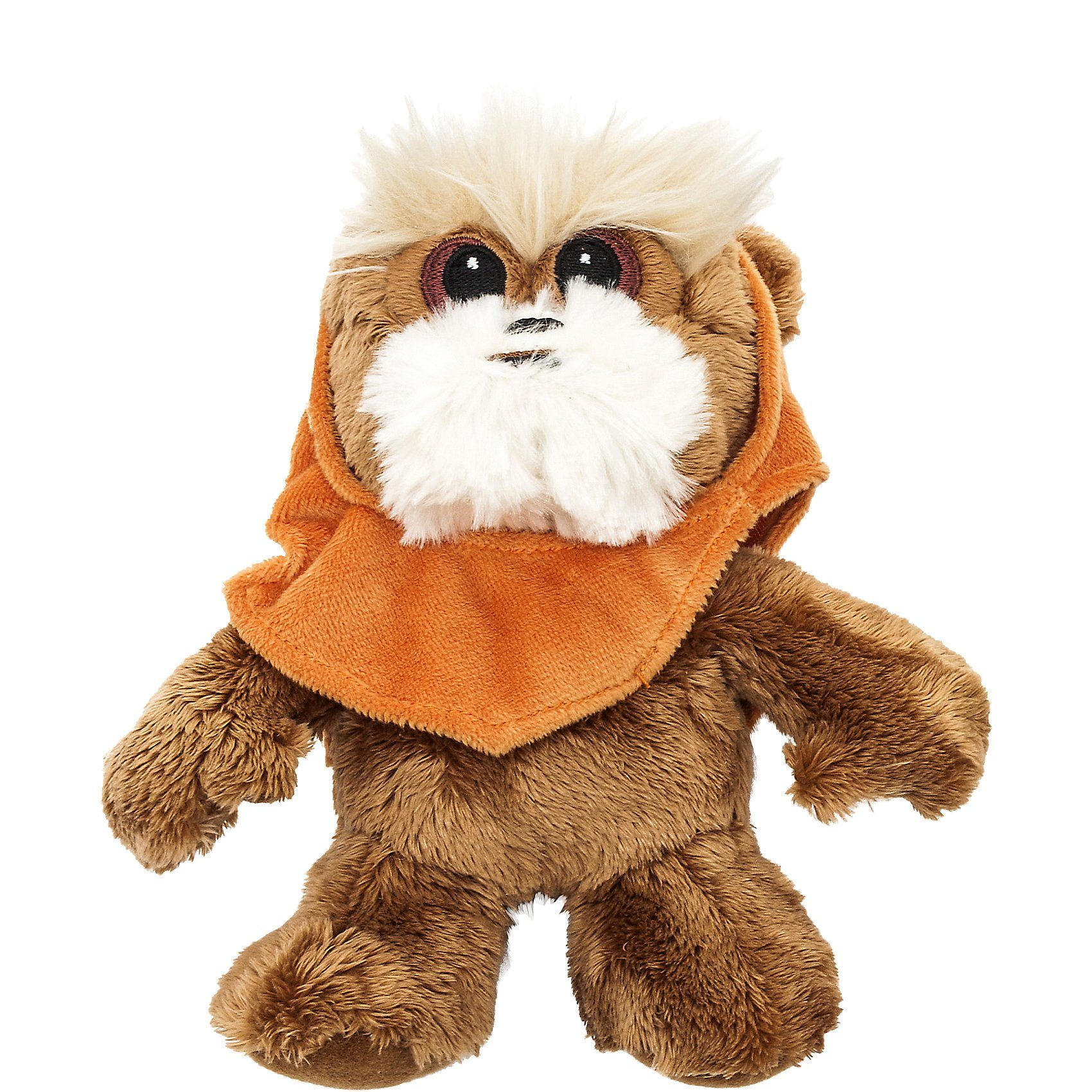 JOY TOY Velboa-Samtplüsch Ewok Star Wars, 20 cm