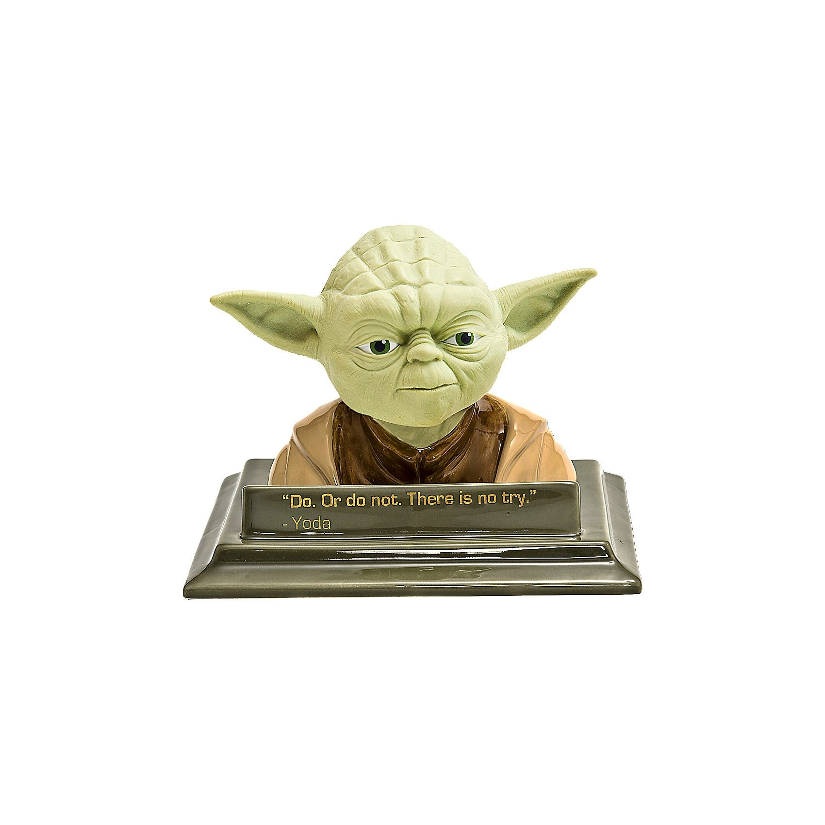JOY TOY 3D-Büste Spardose Yoda Star Wars, Keramik